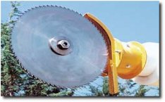 "24"" Carbide Tipped Saw Blades for Jarraff Tree Trimmers"